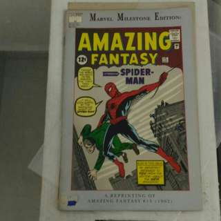 Marvel Amazing spider-man comic