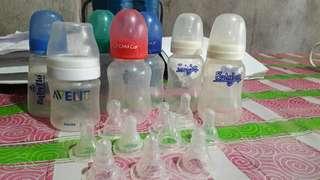 Take all feeding bottles&teats