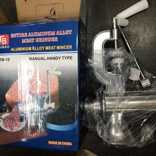 Meat Mincer - Manual Type