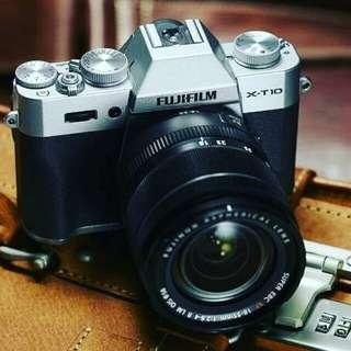 KREDIT cepat Fuji Film X-T10 / X-A2 / X-A3 / X-A10 / X-T20 / X-T1