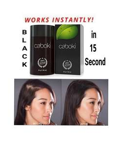 Hair solution for men and women