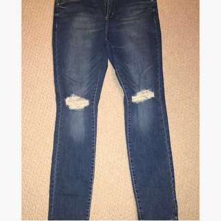 Brand new with tag garage jeans size 13