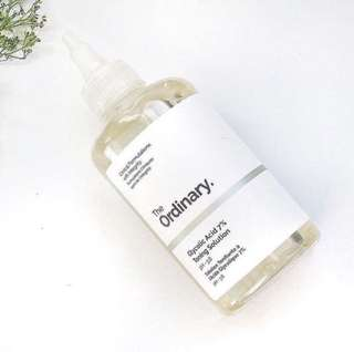 (INSTOCK) THE ORDINARY - Glycolic Acid 7% Toning Solution