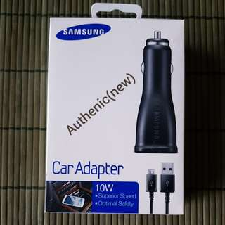 Samsung Car Adapter(authenic)