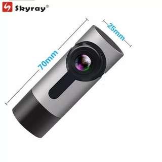 Mini Hidden WiFi 100m Car DVR FHD 1080P Rotatable Dash Camera Registrar Video Recorder Camcorder Phone APP Monitor Night Vision