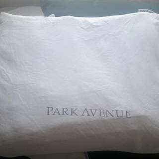 Park Lane Vintage Wash Linen Single Bed Quilt cover