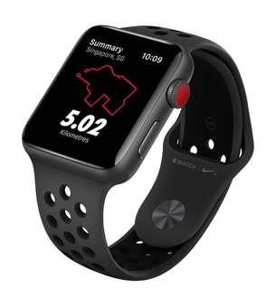 Apple Watch Series 3 Nike + , 38mm