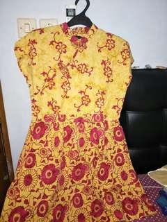 Dress Batik by Batik Keris