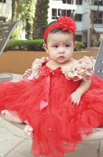 brand new Girls Dress tutu dress party 2T