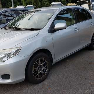 Toyota Corolla Axio 1.5 Auto X Special Edition