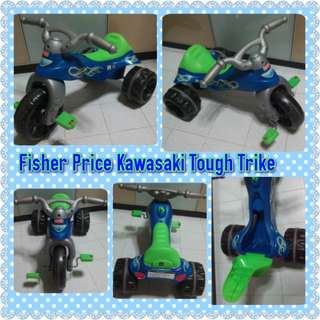 Fisher Price Tough Trike