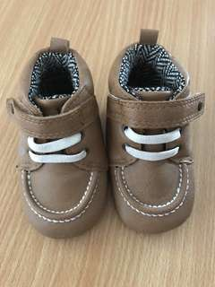 Mothercare baby shoes 3-6 months