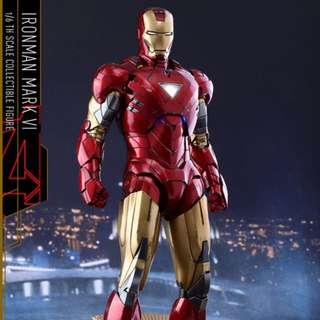Mark 6 hot toys preorder