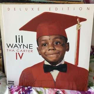 Lil Wayne - Tha Carter 4 - vinyl Lp - red vinyl