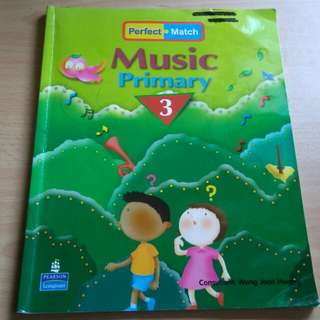 Music Primary 3 - Perfect Match