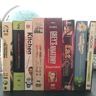 ⚡️SALE! Original DVDs - 8 Box Sets