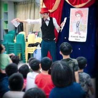 Birthday Party Magician Derek Lee (special promo!)