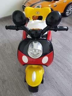 Motorbike (rechargeable battery)