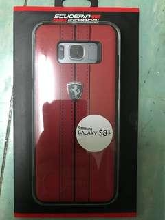Samsung Galaxy s8+ Ferrari 手機殻 case
