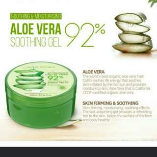 Authentic Nature Republic Aloe Vera Soothing Gel