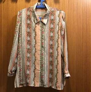 Women Vintage Shirt