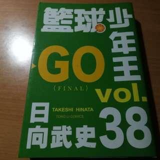 篮球少年王 Ahiru No Sora #1 to #38