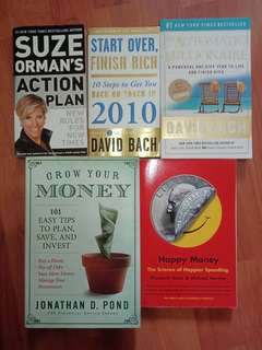 Personal finance and wealth Books