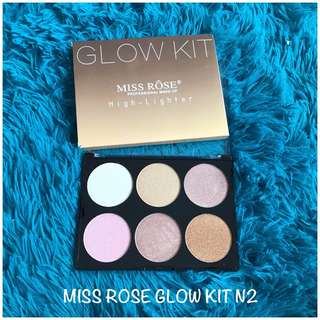 MISS ROSE GLOW KIT N2