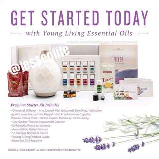 Pre-order of Young Living PSK with Desert Mist (Exclusive from Singapore)