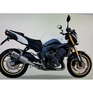 Devil Exhaust Systems Singapore Yamaha FZ8 Ready Stock ! Promo ! Do Not PM ! Kindly Call Us !