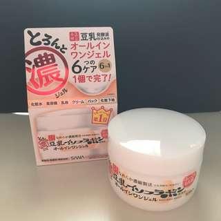 SANA Nameraka 6 in 1 cream