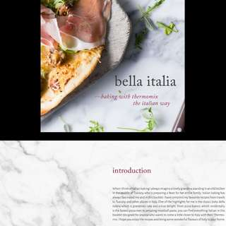 Thermomix italian recipe ebook