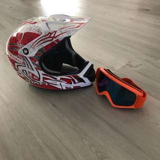 Full face helmet Size XL