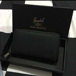 Herschel zip wallet (Black)
