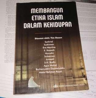 Membangun Etika Islam dalam Kehidupan