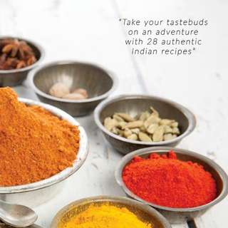 Indian food recipe ebook