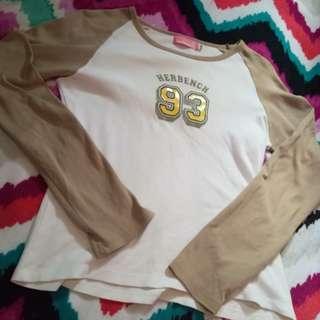 herbench/ sweatshirt