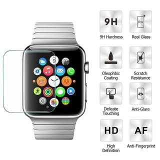 ●JANSIN● Instock Apple Iwatch screen protector / watch glass