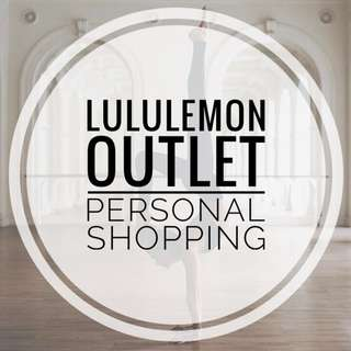 Lululemon OUTLET Shopping