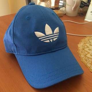 Blue Adidas Cap
