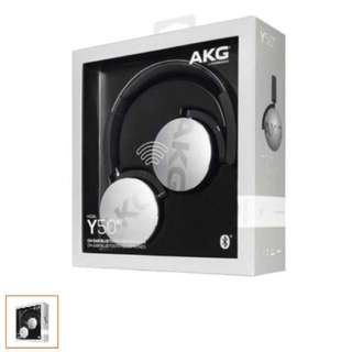 Brand New - AKG Headphone