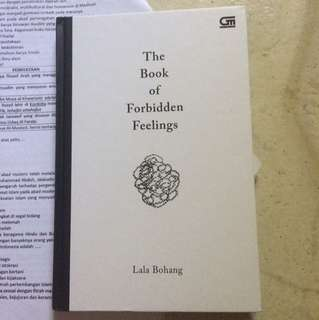 THE BOOK OF FORBIDDEN FEELINGS