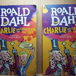 Preloved Roald Dahl's Charlie and the Chocolate Factory