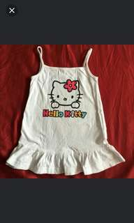 Used holle kitty dressing