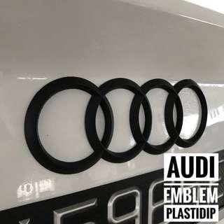 Audi Plastidip Service Plasti Dip