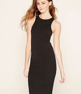 Reyes Bodycon Dress Xs