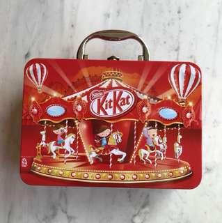 Kit Kat tin box case