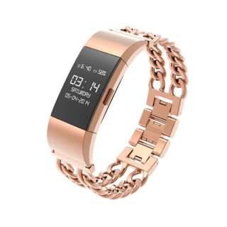 ●Instock● KAPE New Design Fitbit Charge 2 Strap stainless