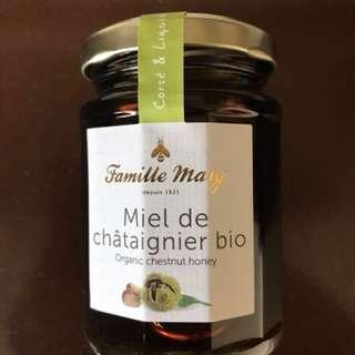 Famille Mary organic chestnut honey 有機栗子蜜糖