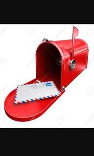 Malaysian postage